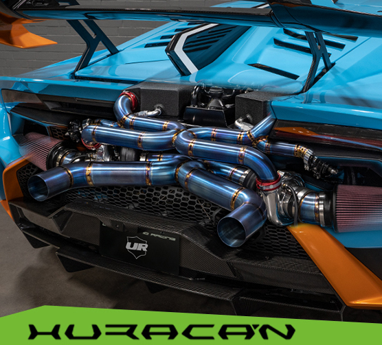 Huracan Upgrades